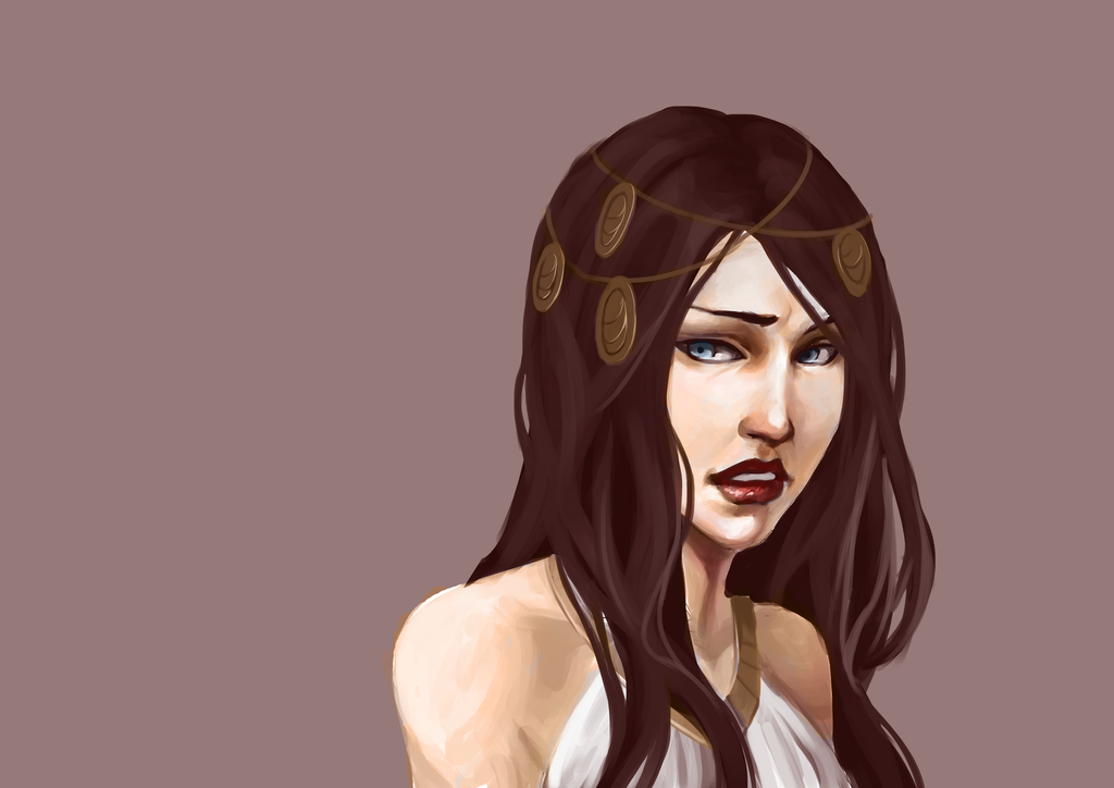 Nayian by Kakera-Art