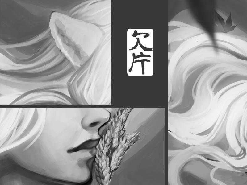 Monochrome [PREVIEW] by Kakera-Art