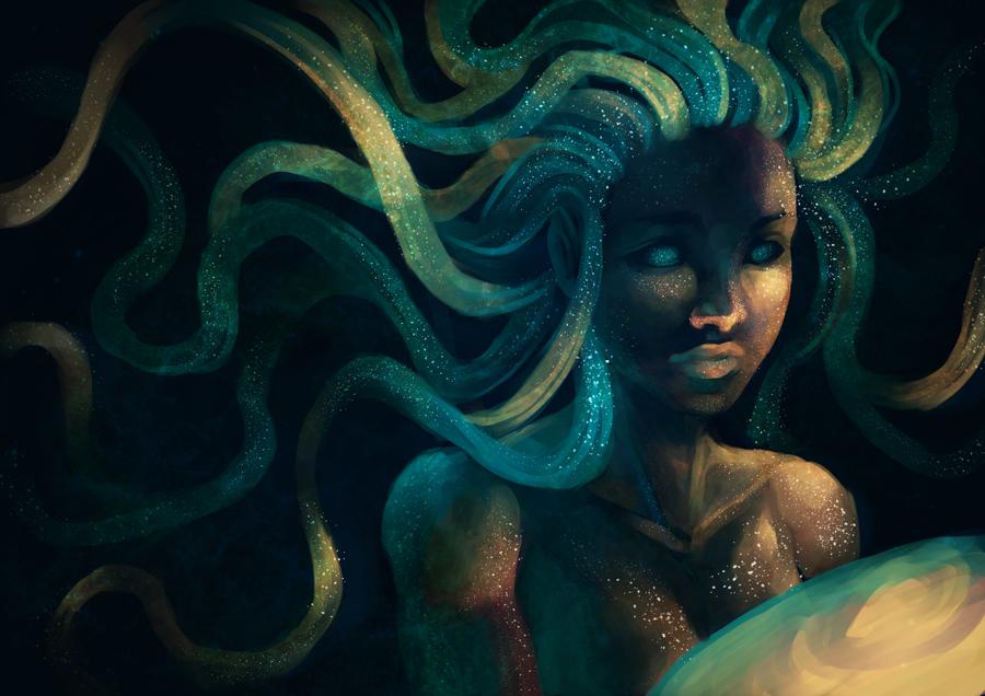 Nebula by Kakera-Art