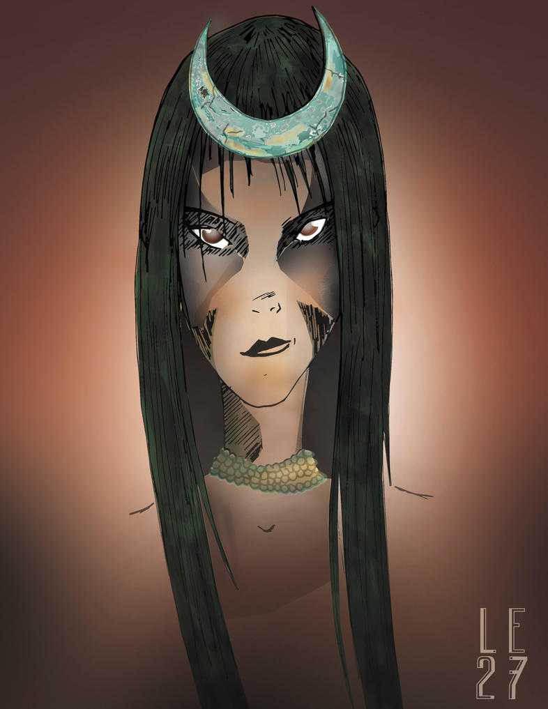 Enchantress by Sollyspond