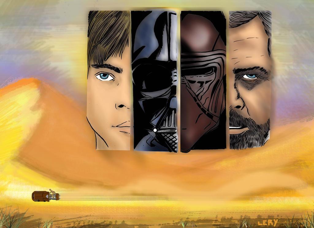 star Wars by Sollyspond