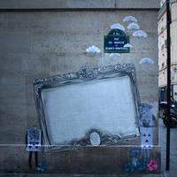 Street Art CCLXI by Masterciel