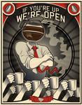 Coffee Propaganda by leviosa