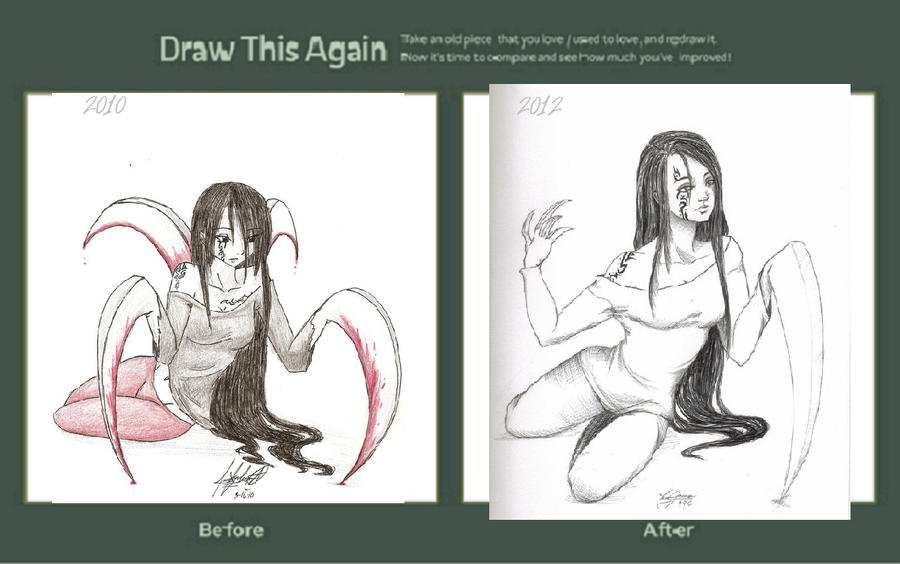 Draw This Again by Draconian-Princess