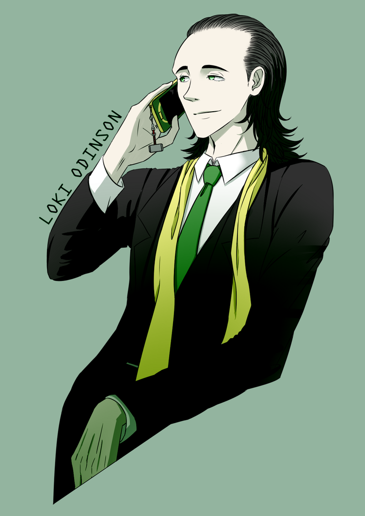 Phone loki odinson by a0912011 on deviantart - Loki phone wallpaper ...