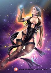 Black Hole Chan. by CrazyDraftsman