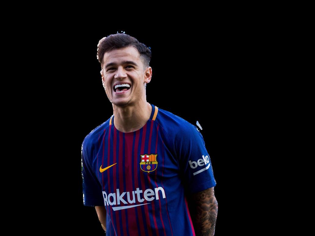 Couthinho render fc barcelona by tychorenders on deviantart - Render barcelona ...