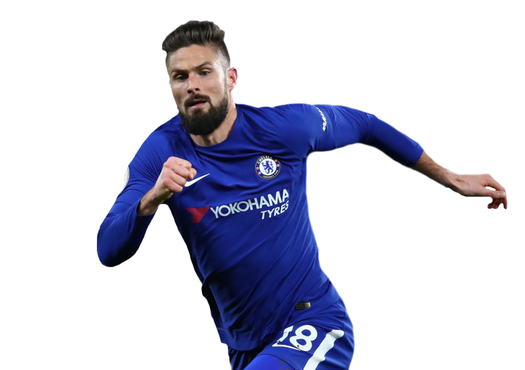 Giroud Render (Chelsea) By Tychorenders On DeviantArt