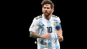 Messi Render (Argentina) [WORLD CUP]