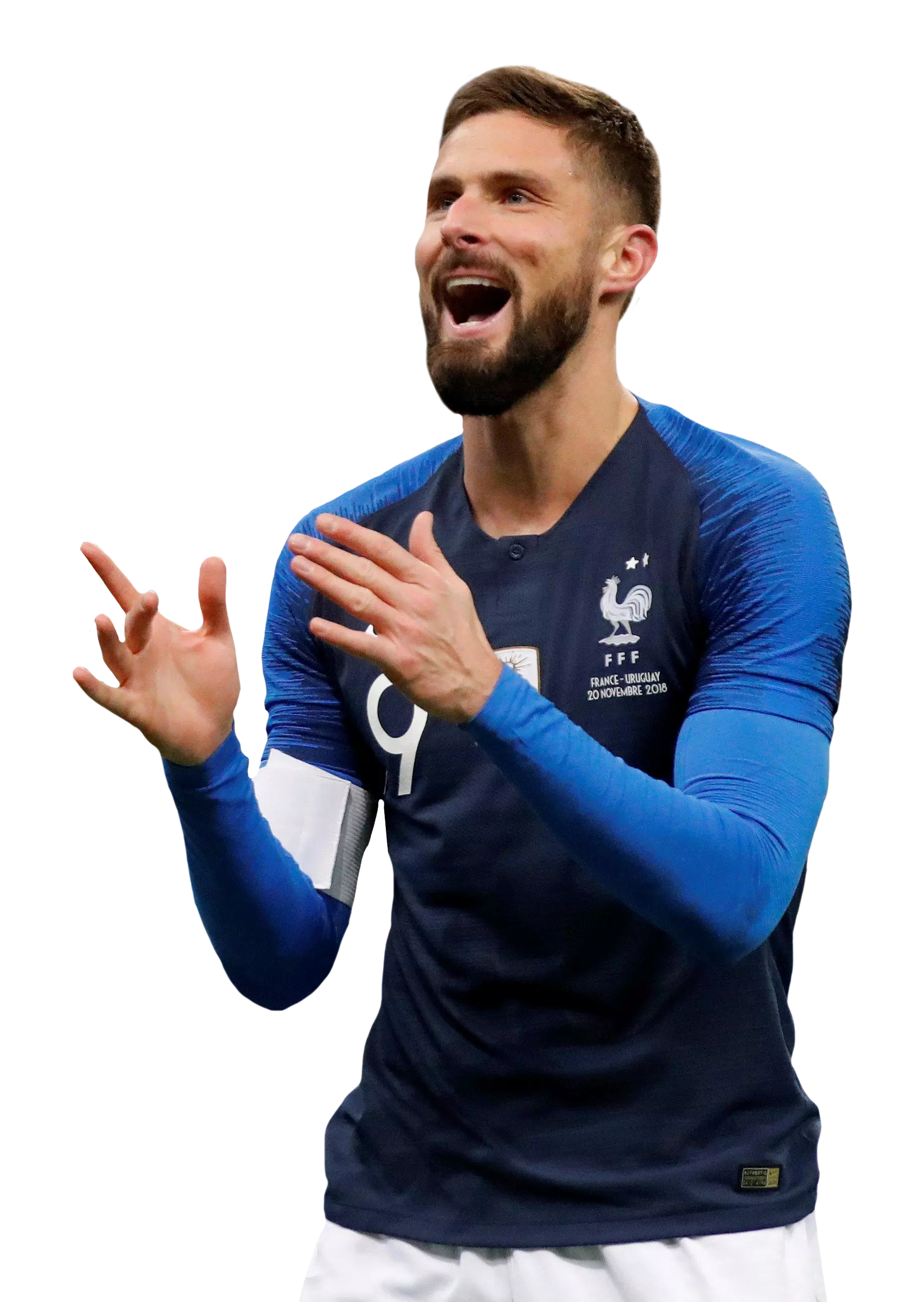 Giroud Render France By Tychorenders On Deviantart
