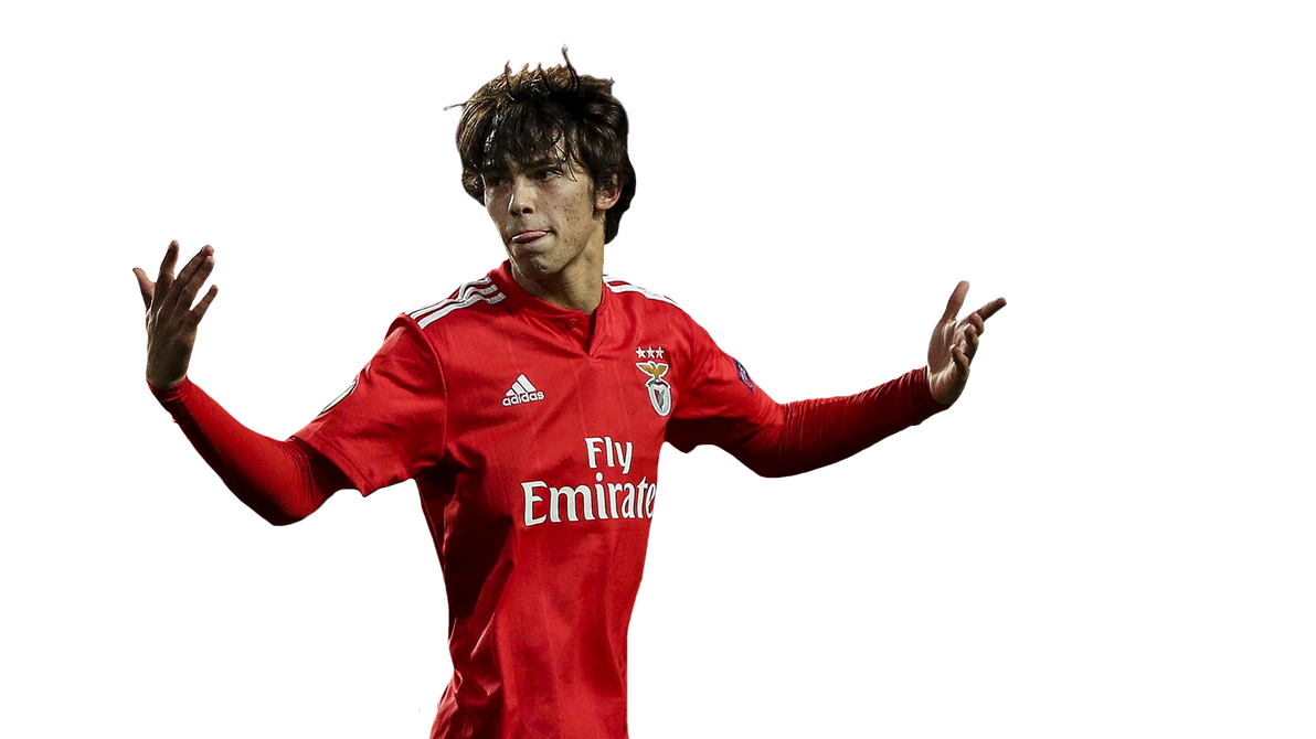 Joao Felix Render (SL Benfica) By Tychorenders On DeviantArt