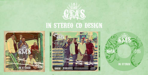 The GEAS Cd Design