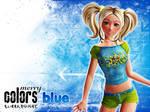 Merry Colors Blue