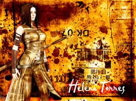 Helena Torres by DarkNova666