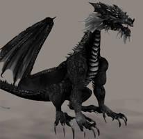 Dragoons: Spika Preview by DarkNova666