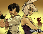 lee sin and riven