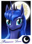 Princess Luna Portrait