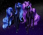 Luna and Nyx