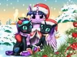 Nyx scene 8 Holidays