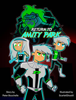 Return to Amity Park (Cover)