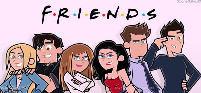 Friends in DP Style
