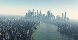 Big City with Focus