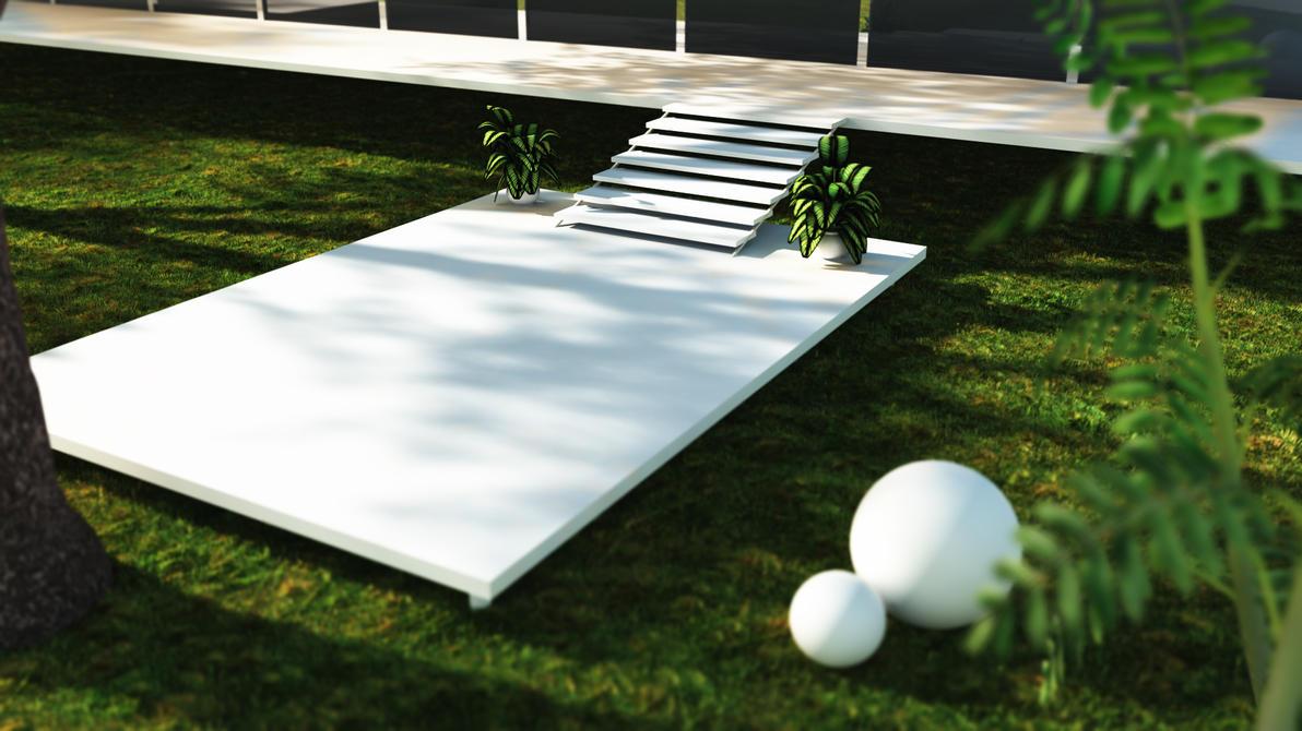 Zen garden by giuliodesign94 on deviantart for Xd garden design