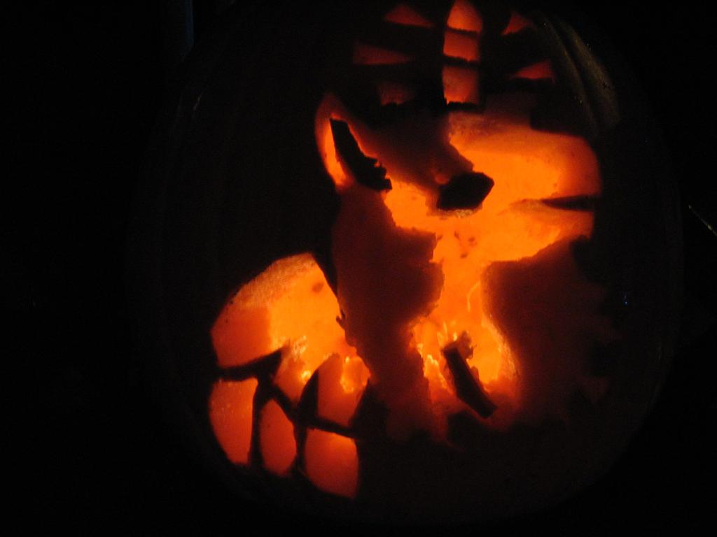 Unicorn Pumpkin Carving Unicorn Pumpkin by