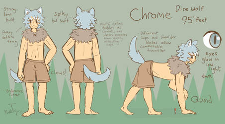 Chrome Character Guide