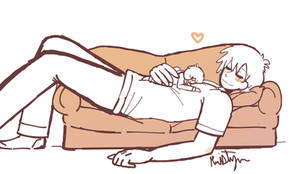 Couch Cuddle