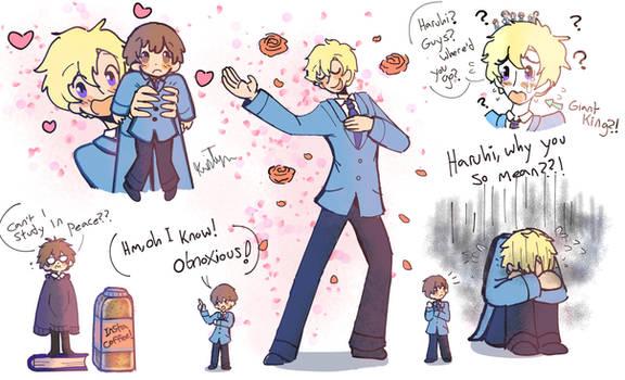 Tamaki's Tiny Commoner