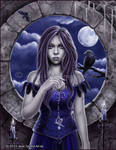 The curse of raven