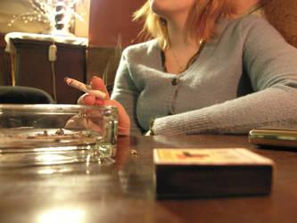 Cigarette and Anna
