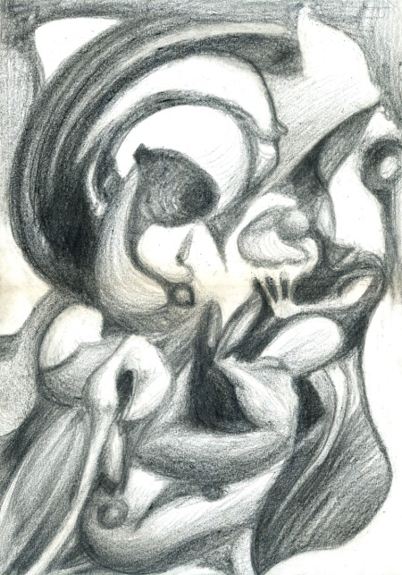 abstract_esquisse by Graindolium
