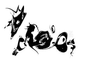 Chaos Lettrage