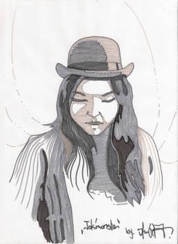 Sketch of Tokimonsta