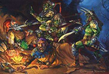 Dwarf Hunt