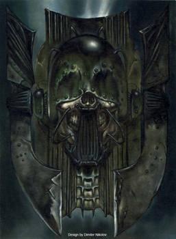 Megadeth mascot 01