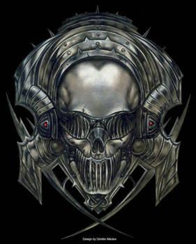 Megadeth mascot 02