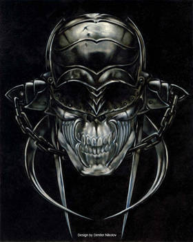 Megadeth mascot 03