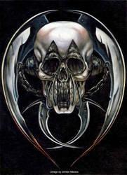 Megadeth mascot 04 by VelKain