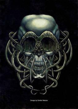 Megadeth mascot 05