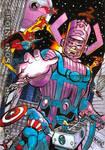 Marvel Beginnings Galactus AP