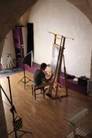 in my workshop in Bordeaux by zancan