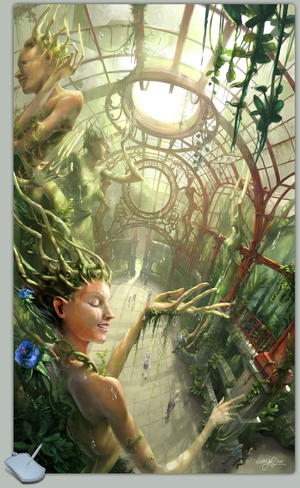 Garden of Giants by zancan
