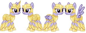 Base #41 (omg poni in armor)