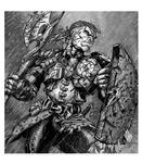 RPG Character: Enslaved Orc Warrior