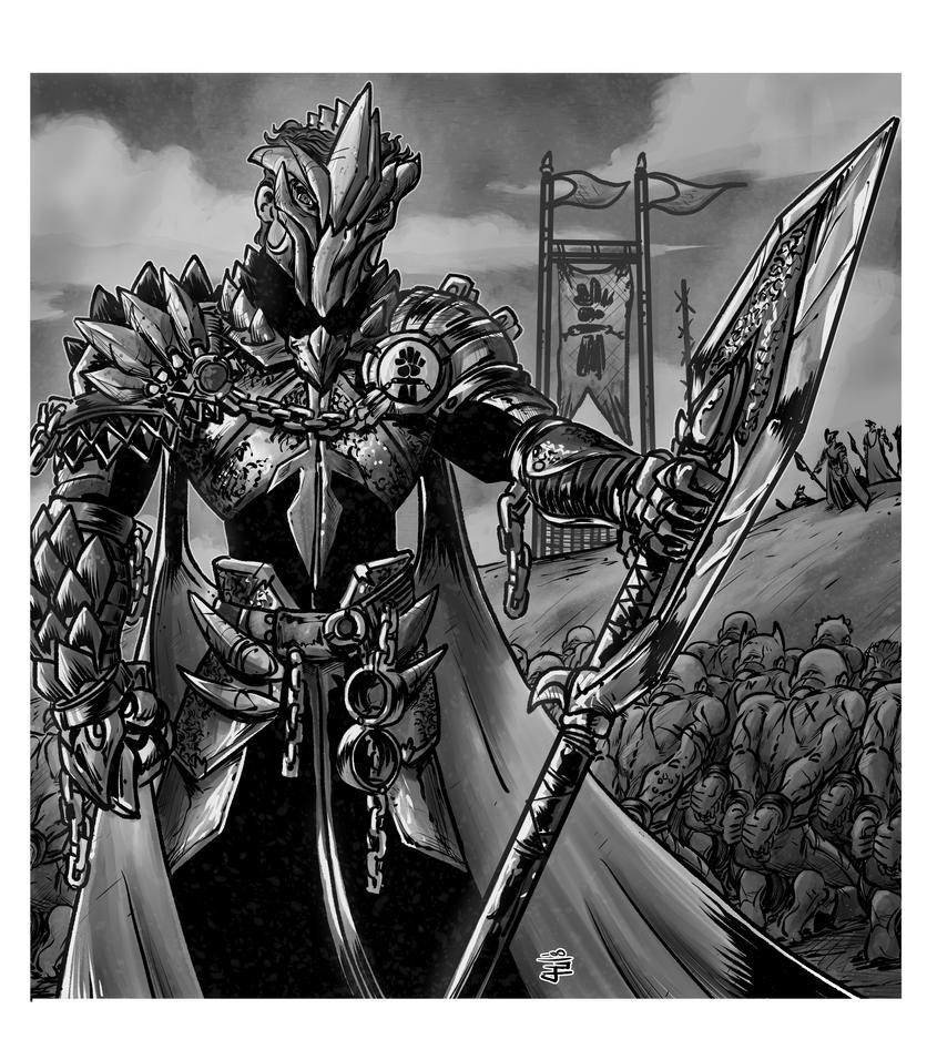 RPG Commission: Tyranny Guard by WEXAL