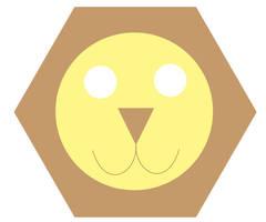 Basic Shape Lion by FirmusDesign