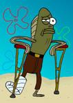 MY LEG